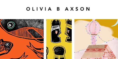 Olivia B Axson