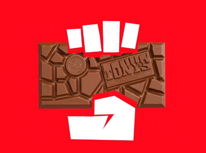 Tony's Chocolonely's Equality Mission at Home of Feast